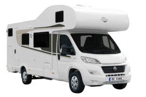 Rent Easy Family Extra type camper met alkoof