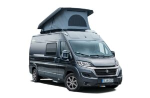 Rent easy City First type campervan