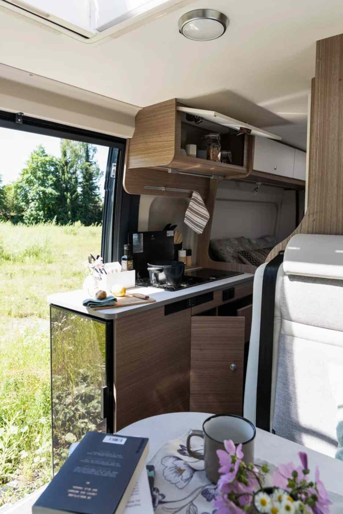 Rent Easy City Extra camper