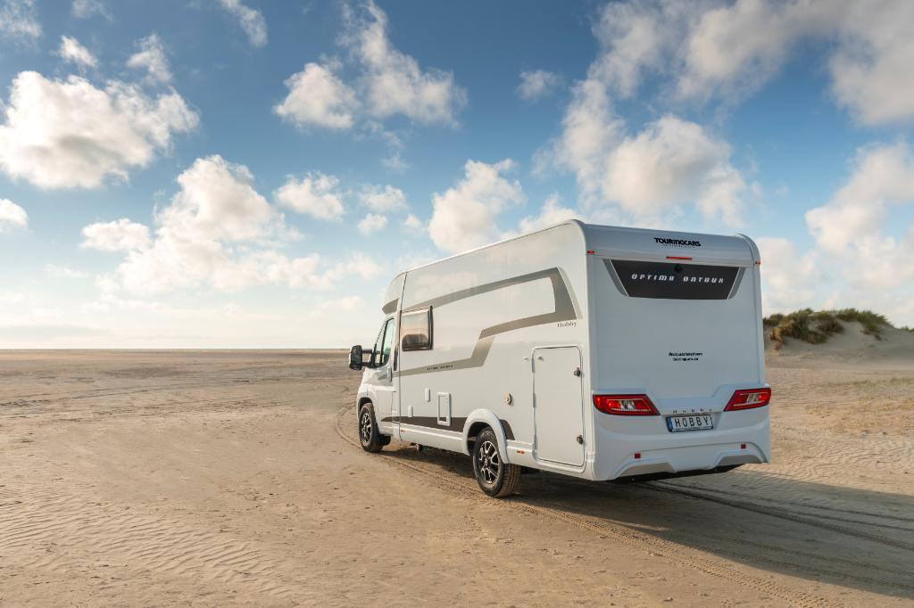 Touring Cars camper