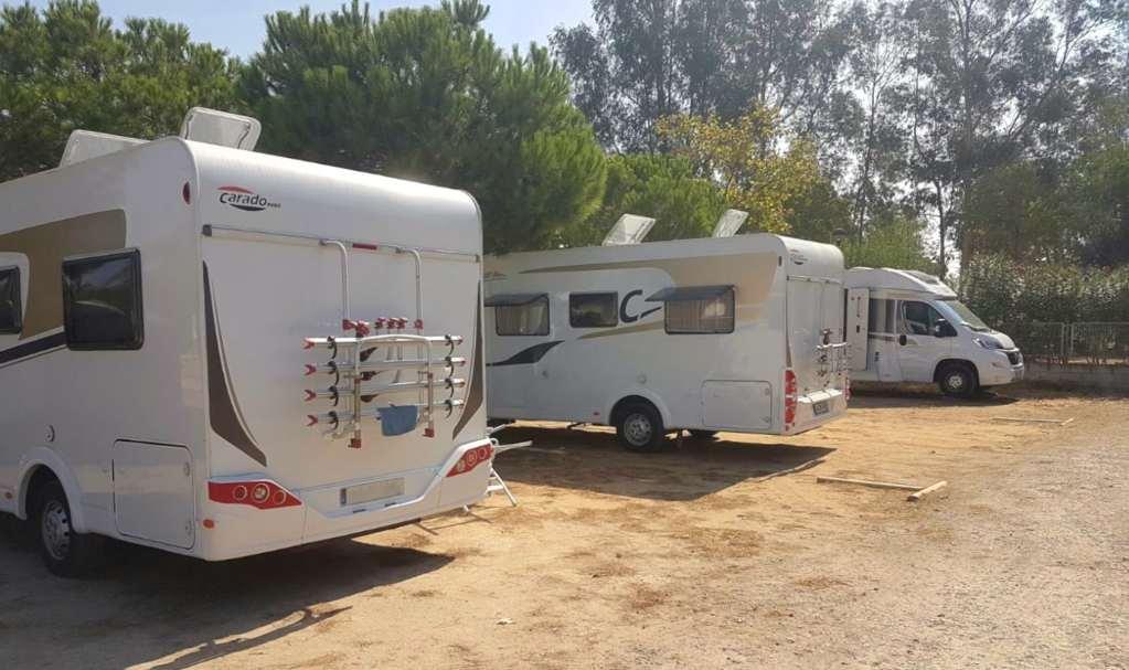 Ibero campers - kamperen
