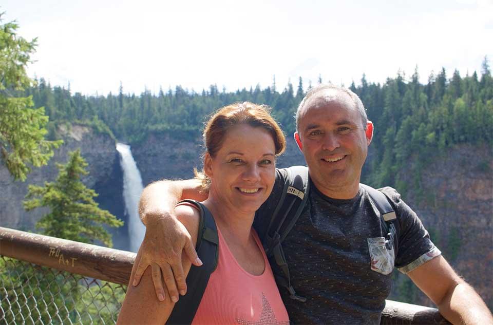 Peter en Karin Kramer, Campers Europa