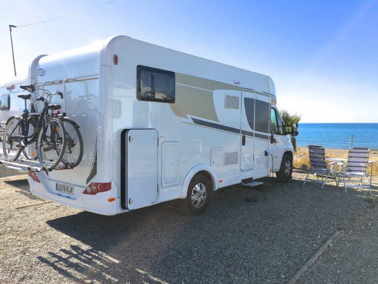 Ibero camper Carado T334