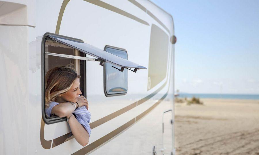 Rent Easy camper
