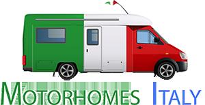Motorhomes Italy campers in Italiê