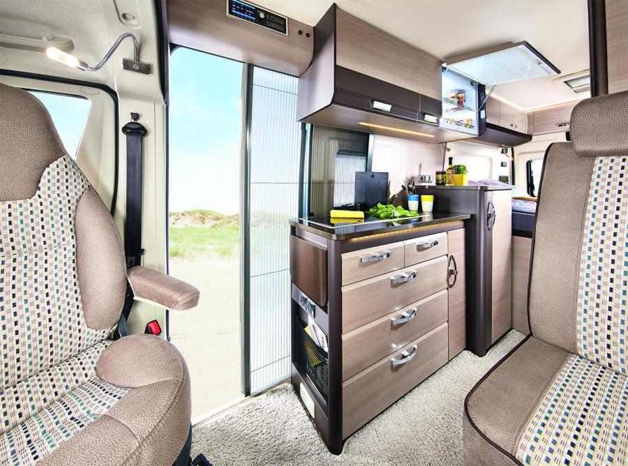 Touring Cars Van