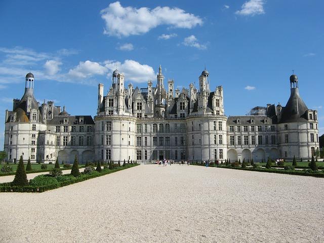 Chateau de Chambord Loire