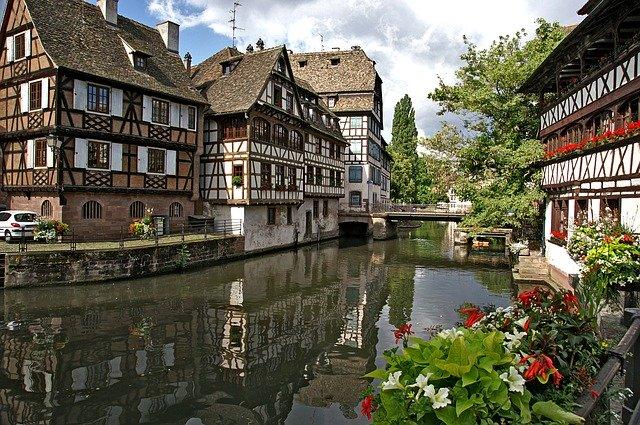 Strasbourg Frankrijk