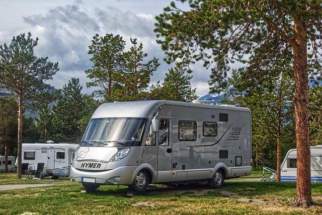 Camper in Europa