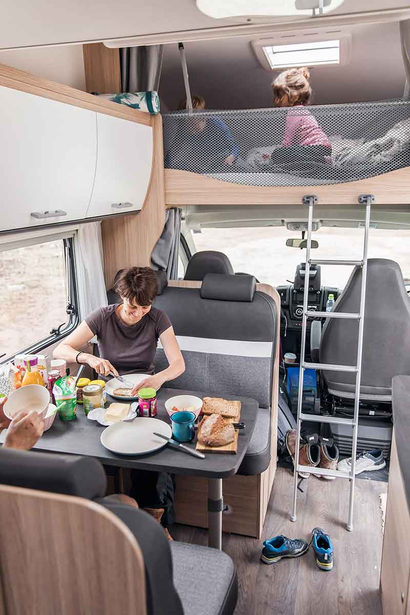 McRent Family Luxury camper