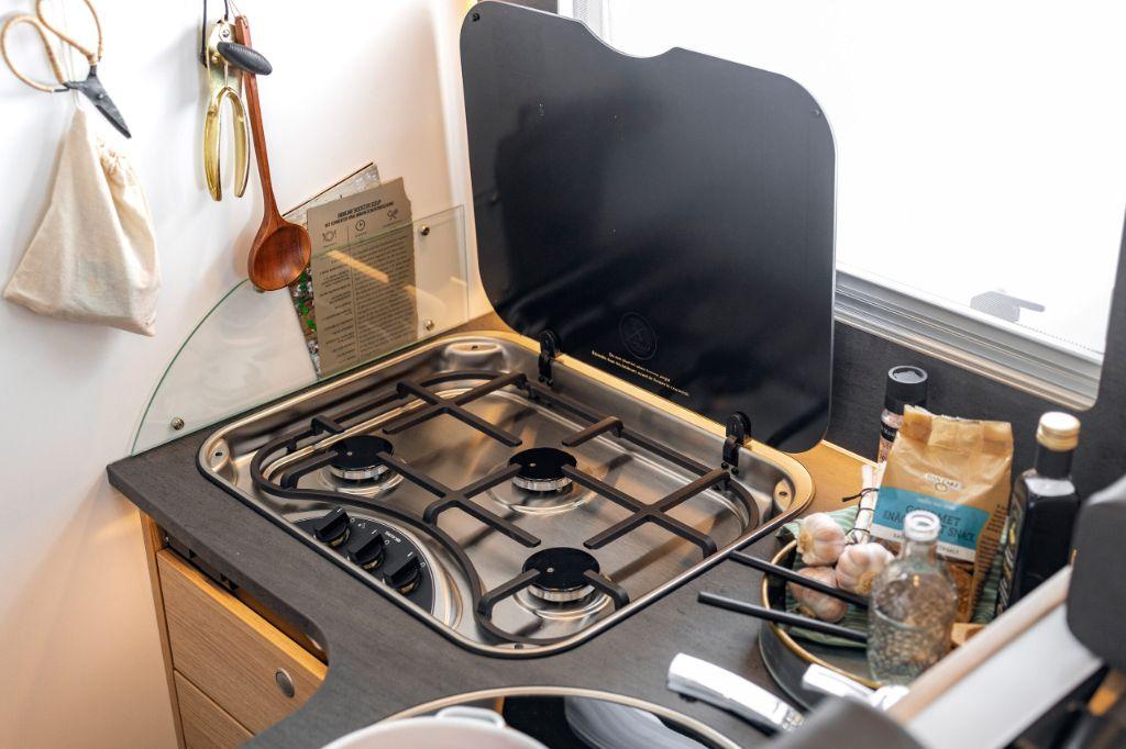 McRent Compact Plus keuken