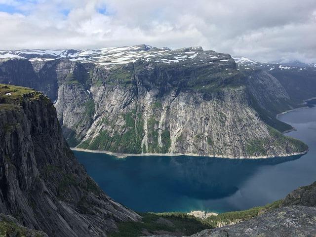 Noorwegen Trolltunga