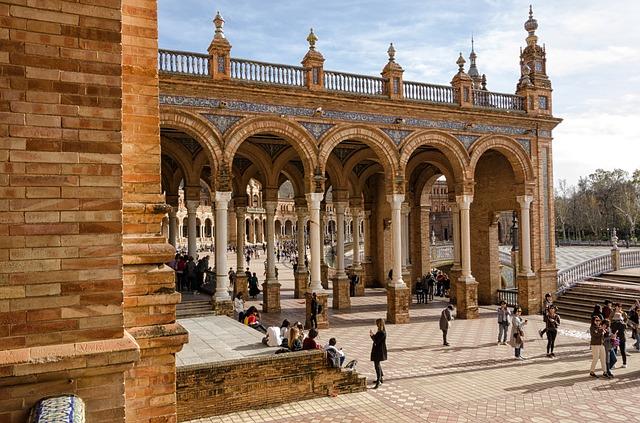 Spanje Sevilla