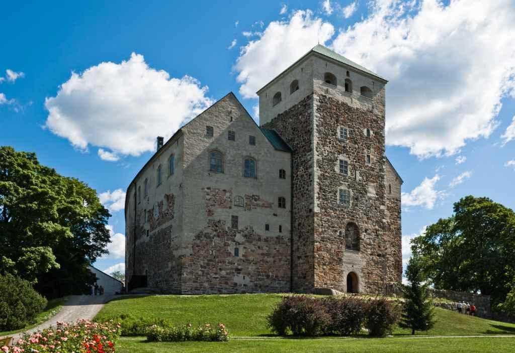 Finland Turku kasteel