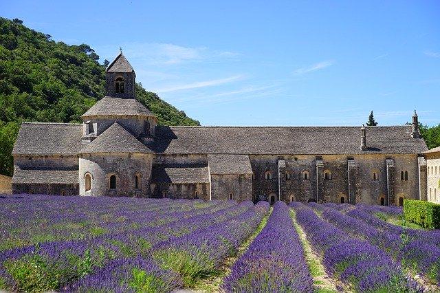 Frankrijk Abbaye de Sénanque