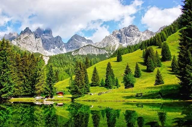 Oostenrijk Almsee
