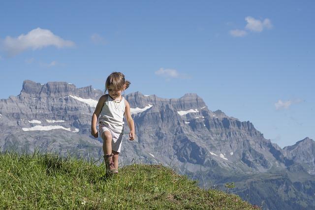 Zwitserland met kinderen