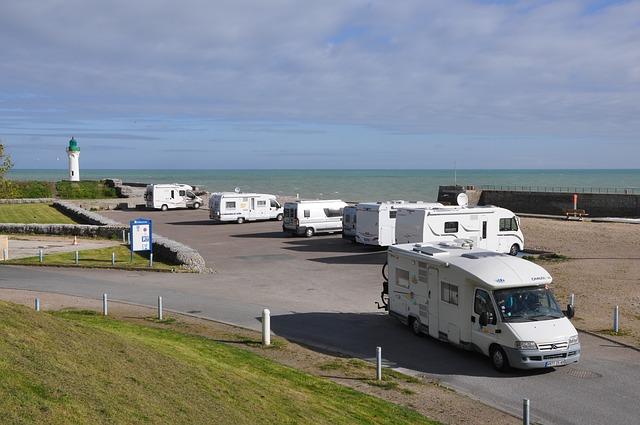 Aire camping car Frankrijk
