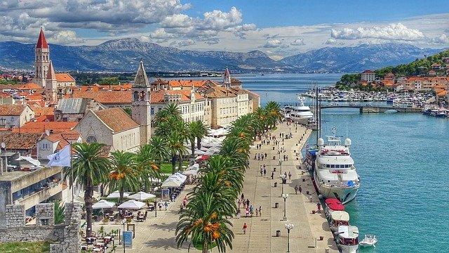 Kroatië met een camper