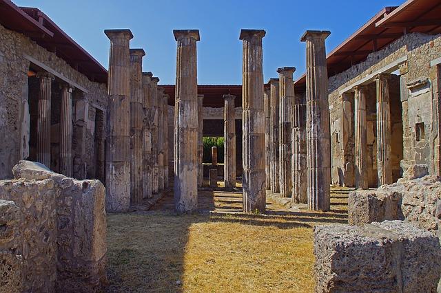 Italië Pompeï