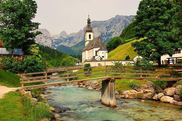 Duitsland Beieren Ramsau