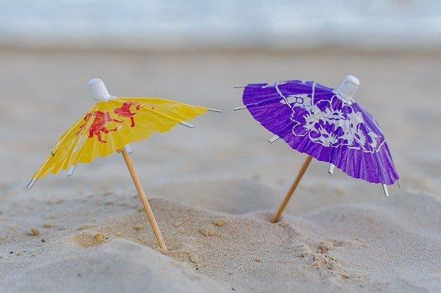 Bescherming parasol