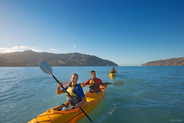 Nieuw-Zeeland Akaroa