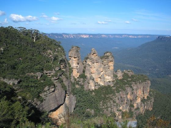 Australië Blue Mountains