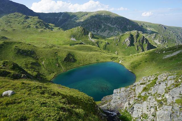 Bulgarije Rila gebergte