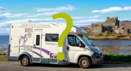 Just Go Mystery Camper 2 Personen