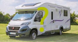 Just Go Mystery Camper 4 Personen