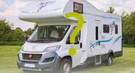 Just Go Mystery Camper 6 Personen