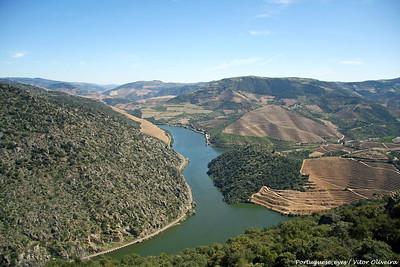 Portugal Douro vallei