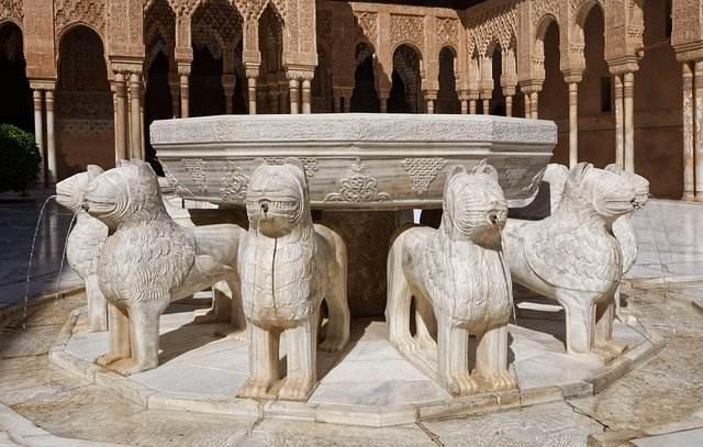 Spanje Grenada Alhambra