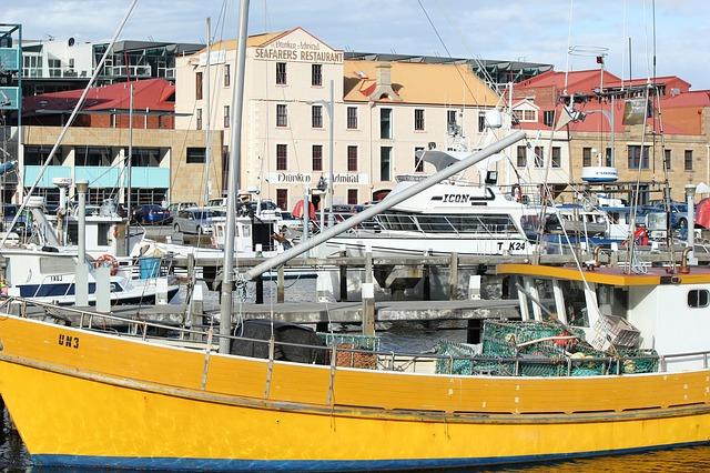 Australië Tasmanië Hobart