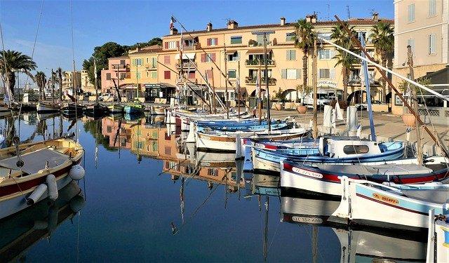 Frankrijk Cote d'Azur